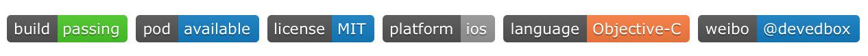iOS链式动画库、Spring动画,TimingFunction扩展
