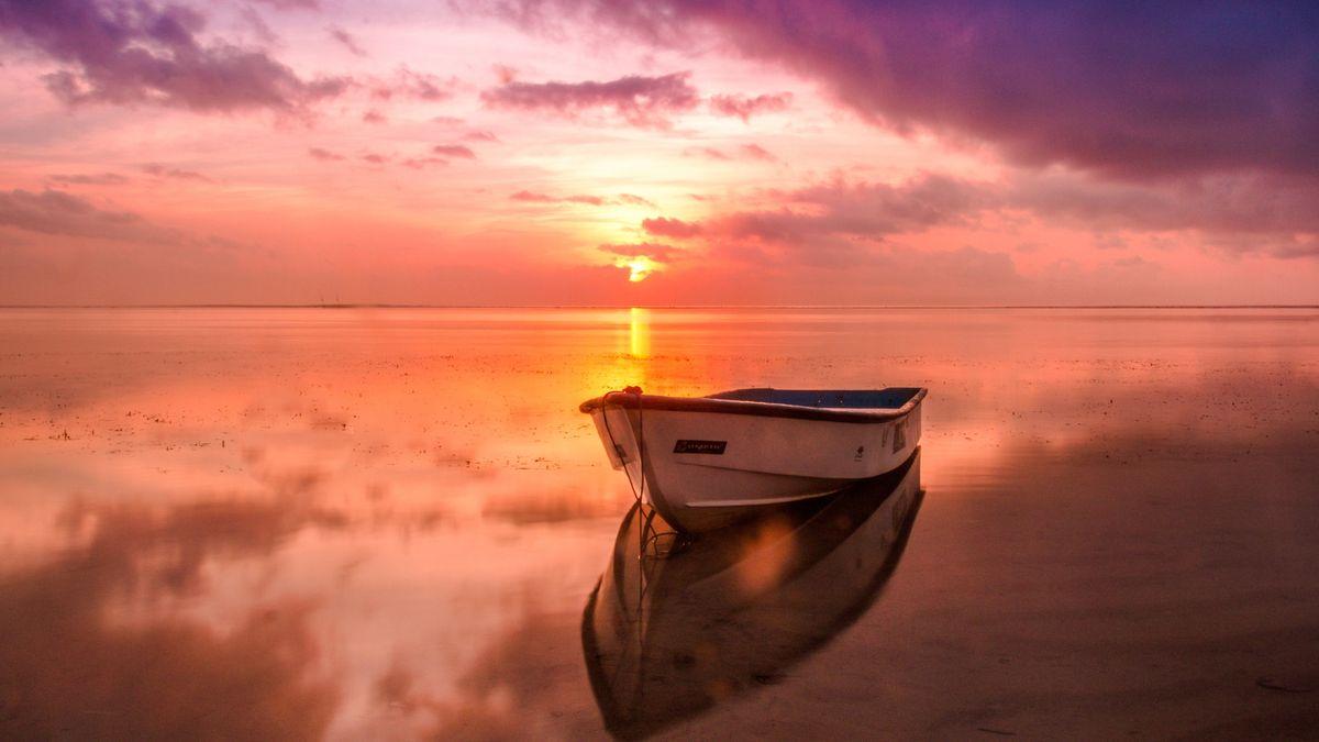 记忆中的那片海