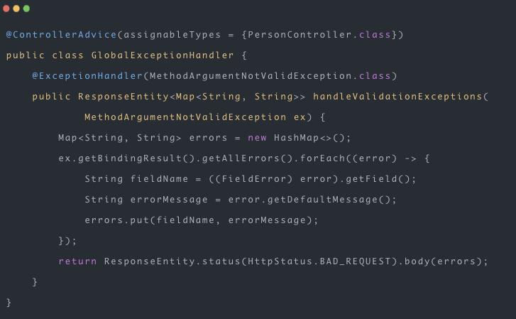 一坨一坨 if/else 参数校验,被 SpringBoot 参数校验组件整干净了
