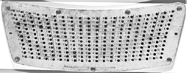 让电代替人工去计算——机电时期的权宜之计