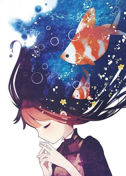《我是一条鱼》