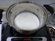 冰糖牛奶炖香蕉