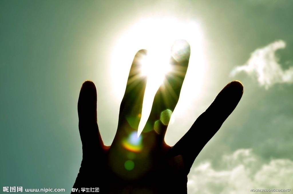 心情好处处都是阳光