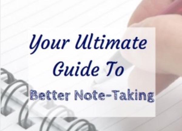 美国笔记研讨会:如何做便于记忆的笔记?