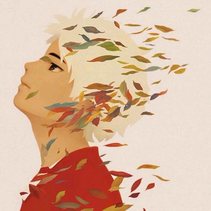 《追忆•蓝松》--寻找一个真实的自己