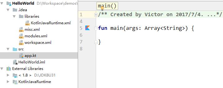 Kotlin学习笔记(一)配置开发环境